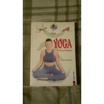 Libro Yoga Teroría Y Práctica, Francesca Chiapponi.