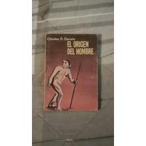 Libro El Origen Del Hombre, Charles Darwin.