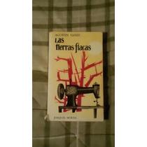 Libro Las Tierras Flacas, Agustín Yáñez.