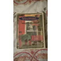 Libro Álgebra Y Trigonometría Con Geometría Analítica, Swok.
