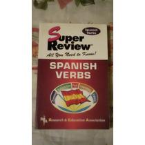 Libro Verbos En Español (inglés)