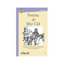Libro Poema De Mio Cid -3458 *cj