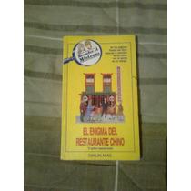 Libro El Enigma Del Restaurante Chino Y 8 Casos Más.