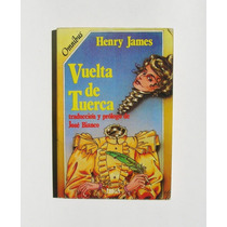 Henry James Vuelta De Tuerca Libro Mexicano 1985