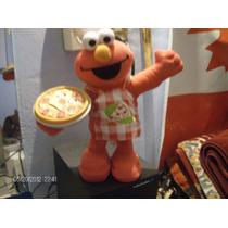 Muñeco De Peluche De Elmo Chef O Cocinero (excelente)