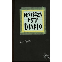 Destroza Este Diario - Keri Smith - Editorial Paidos