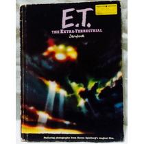 Libro Storybook E.t El Extraterrestre 1982 En Ingles Usado
