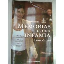 Memorias De Una Infamia Libro