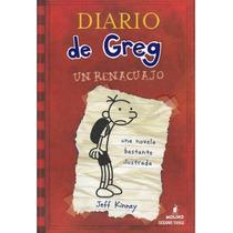 Libro El Diario De Greg 1 - Jeff Kinney - Un Renacuajo