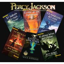 Percy Jackson Saga Completa En Pdf
