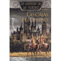 Literatura Fantástica: Las Cajas Del Destino Hm4