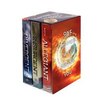 Libros Divergent Series Complete Box Set N Ingles Pasta Dura