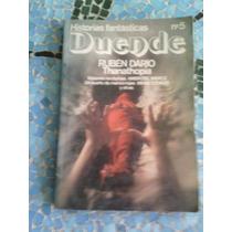 Historias Fantásticas Duende No 5 Varios Ed Mosaico 1977