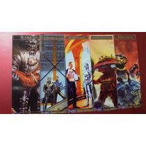 Asimov Isaac, 5 Separadores De Libros Nuevos Vbf