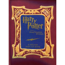 Harry Potter Sorcerers Stone Pop-up Book Para Coleccionistas