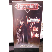 Libro Ravenloft Vampire Of The Mists Dungeons & Dragons Tsr