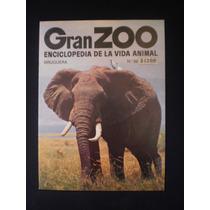 Gran Zoo. Enciclopedia De La Vida Animal. Brugera. N°38
