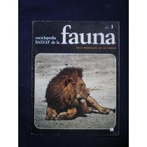 Enciclopedia Salvat De La Fauna - Felix Rodríguez. 1