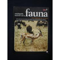 Enciclopedia Salvat De La Fauna Felix Rodriguez. 2