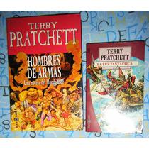 Hombres De Armas / Mundodisco 15 Terry Pratchett 1ra Edición