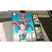 Libro De Superman Returns Comic Sin Batería