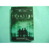 Invasion, The Chaos Trilogy Obra En Ingles / Jon S. Lewis