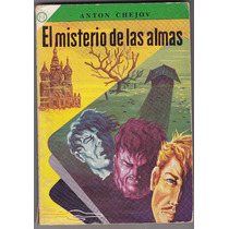 El Misterio De Las Almas Anton Chejov Ed Novaro 1956 Cuentos