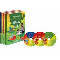 Aprendo A Leer Con Los Cuentos De Disney!!! Nuevo Oceano!!!