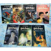 Saga Harry Potter Pasta Suave Español J.k. Rowling / Libro 1