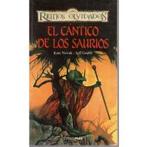 El Cántico De Los Saurios De Kate Novak- Jeff Grubb