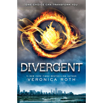 Libro Divergent Divergent Series En Ingles Veronica Roth Pb