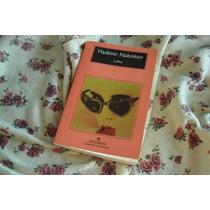 Libro Lolita - Vladimir Nabokov - Anagrama