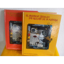Don Quijote De La Mancha Fabrica De Letras 2001