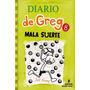 Diario De Greg 8, Mala Suerte, Kinney, Oceáno, Comic, Humor