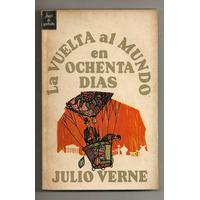 Libro La Vuelta Al Mundo En 80 Días Julio Verne Novaro 1965
