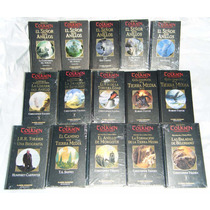 El Señor De Los Anillos Pasta Dura Biblioteca Tolkien J.r.r.