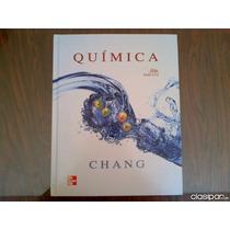 Química Chang Y Solucionario Química Chang