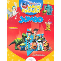 Magic English Jumbo Toy Story - Sin Autor