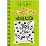 Diary Of A Wimpy Kid Hard Luck 8 Diario Greg Mala Suerte