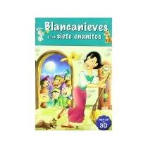 Libro Blancanieves Y Los Siete Enanitos -0163 *cj