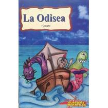 Libro La Odisea, Homero, Mitología, Clásicos Infantiles 6-10