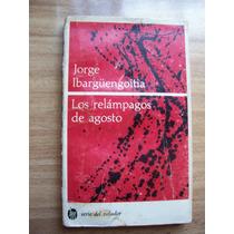 Los Relámpagos De Agosto1978-jorge Ibarguengoitia-ed-jm-hm4