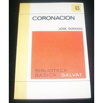 Libro Jose Donoso Coronacion Omm Envio Gratis Sepomex