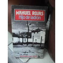 Manuel Rojas, Hijo De Ladrón