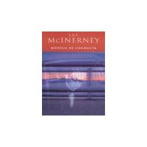 Libro Jan Mcinerney Modelo De Conducta Novela Mp0