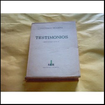 Ocampo. Testimonio. 2a Serie. 1941.