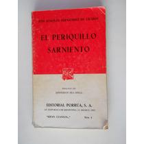 El Periquillo Sarniento Fernandez De Lisardi Envio Gratis