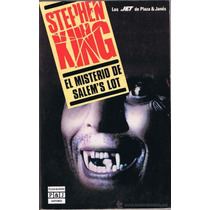Ebook - El Misterio De Salem`s Lot - Stephen King - Pdf Epub