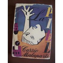 La Piel-l.antiguo De Guerra-1a.ed-1952-curzio Malaparte-maa