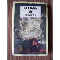 La Iliada-ilust-aut-homero-editores Mexicanos Unidos-vbf